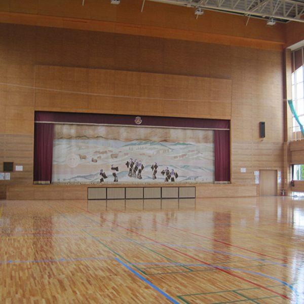 薩摩川内市入来総合運動場体育館